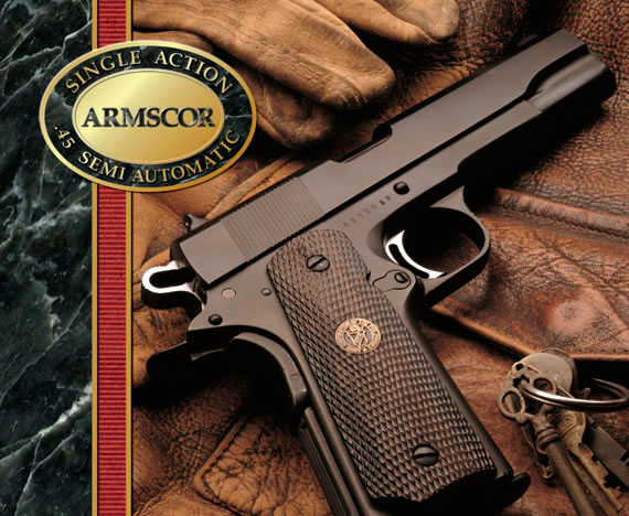 Armscor Package Design