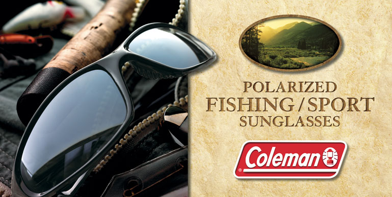 Coleman Glasses Package Design